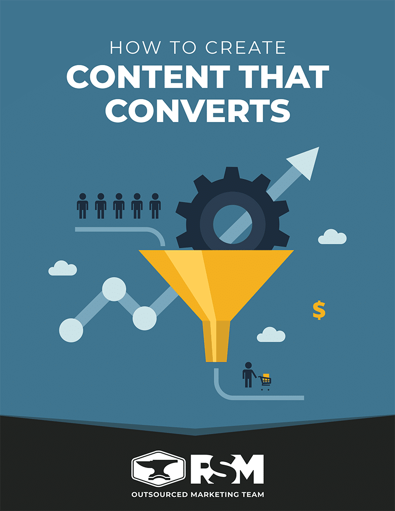 Content that converts | marketing primers | rsm marketing