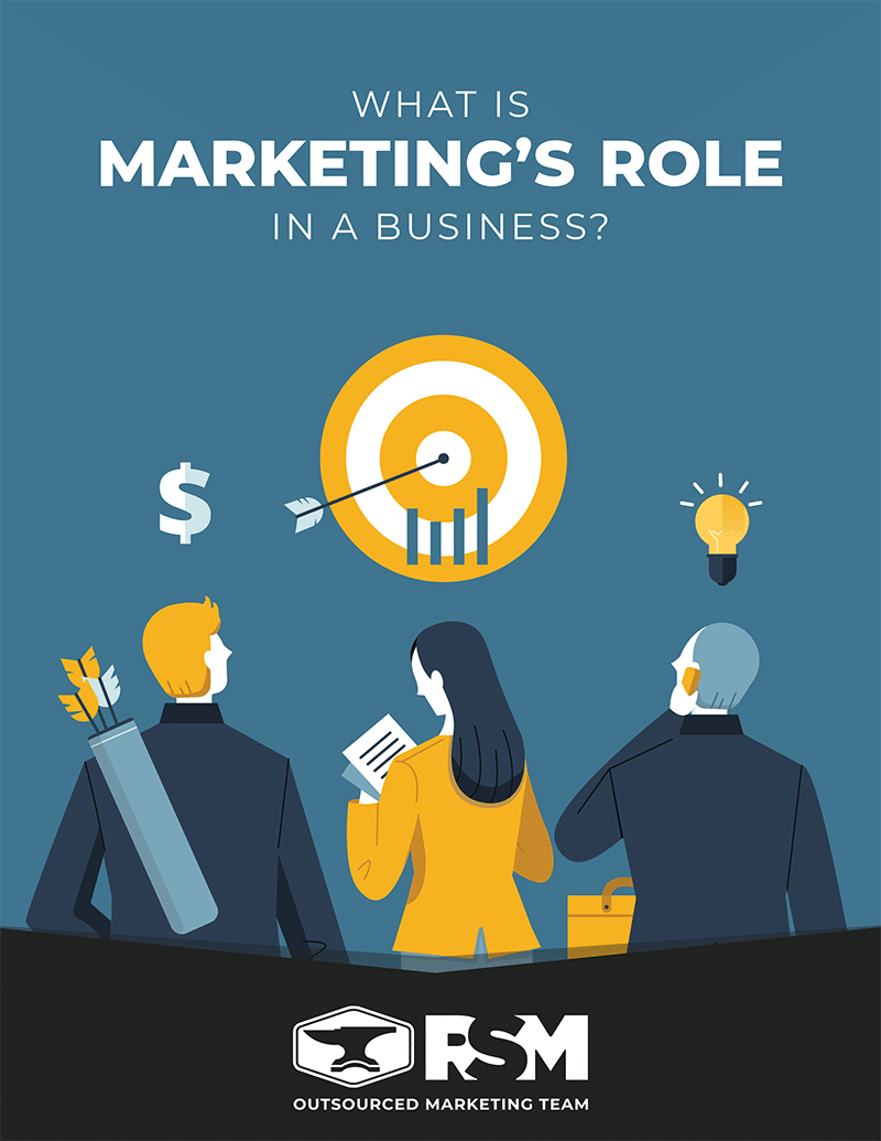 Marketings role | marketing primers | rsm marketing