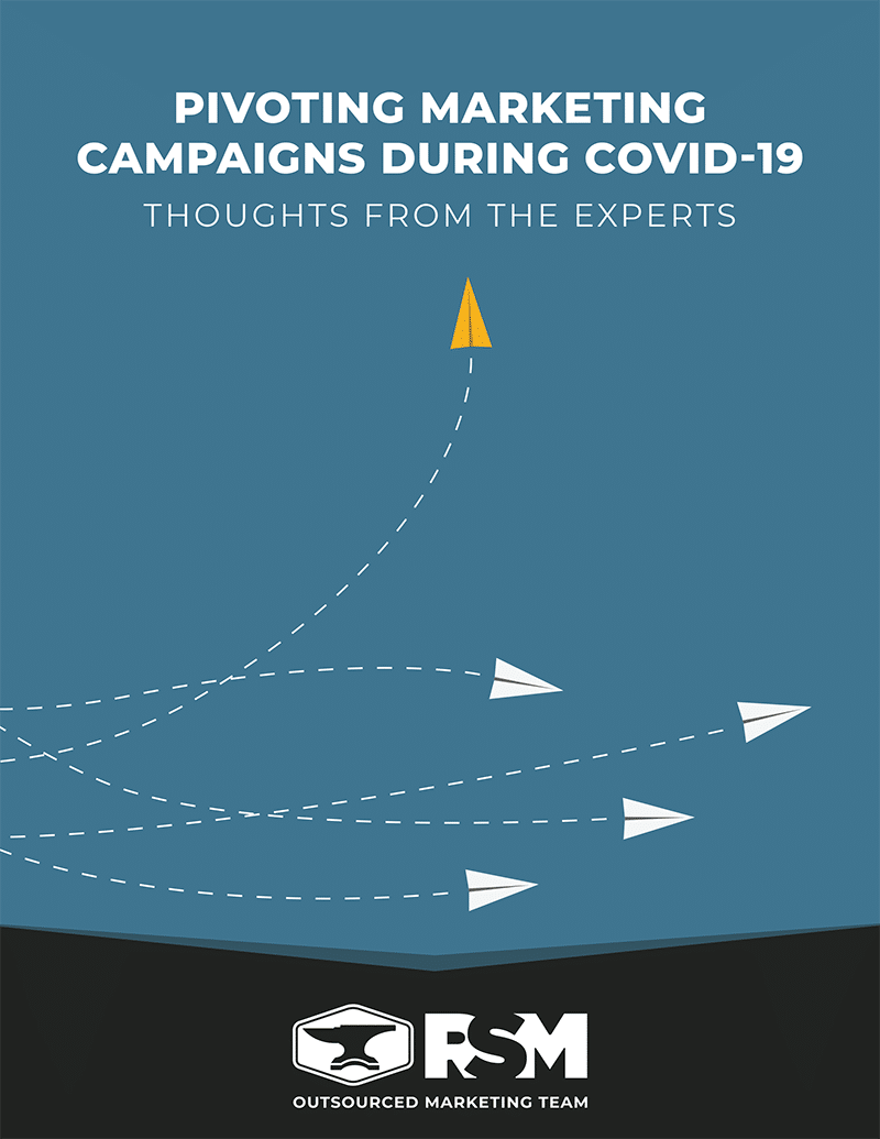 Pivoting during covid | marketing primers | rsm marketing