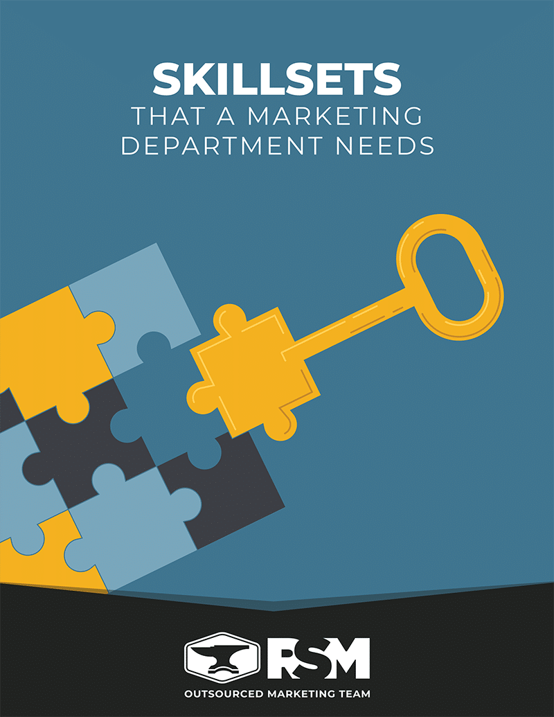 Skillsets | marketing primers | rsm marketing
