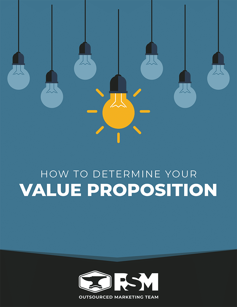 Value proposition | marketing primers | rsm marketing