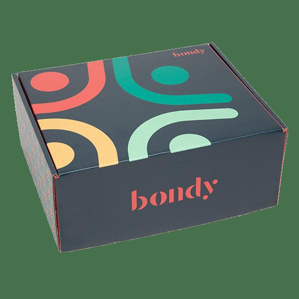 Bondy box closed | bondy | rsm marketing