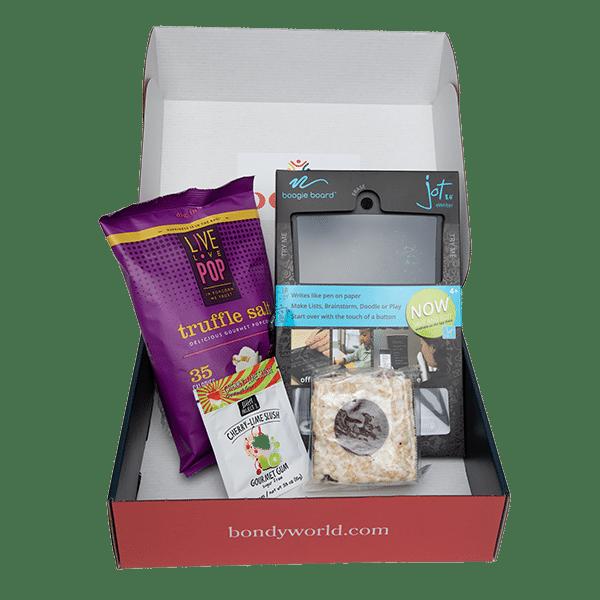 Bondy box open | bondy | rsm marketing