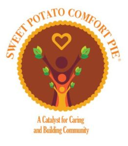 Sweet potato logo | support nonprofit leaders and causes benefiting the black community | rsm marketing